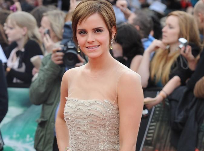 Emma Watson : elle présente déjà son chéri à ses parents !
