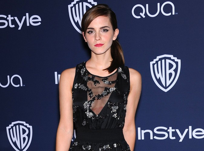"Emma Watson : ""Je suis timide et introvertie !"""
