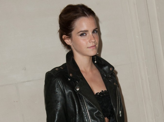 Emma Watson : le site qui la menacait est un faux !
