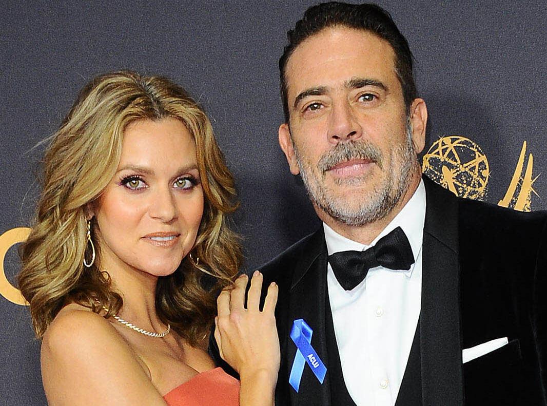 Emmy Awards 2017 : Un deuxième enfant pour Jeffrey Dean Morgan et Hilarie Burton ?