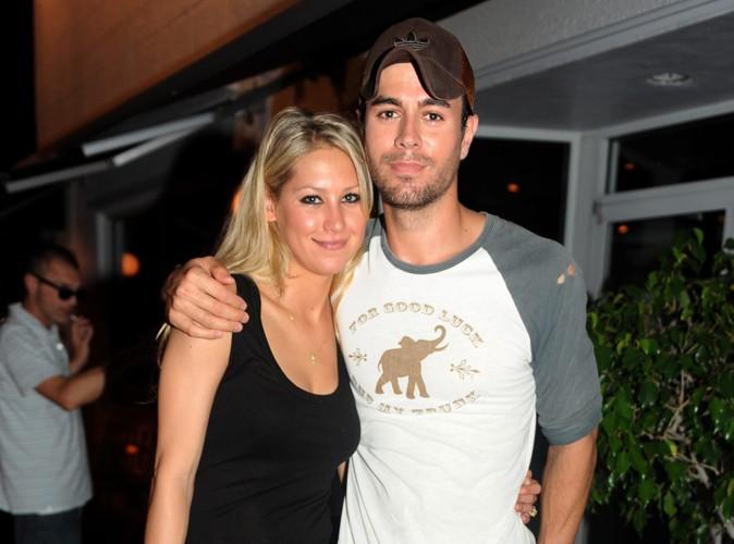 Enrique Iglesias et Anna Kournikova : le couple se sépare !