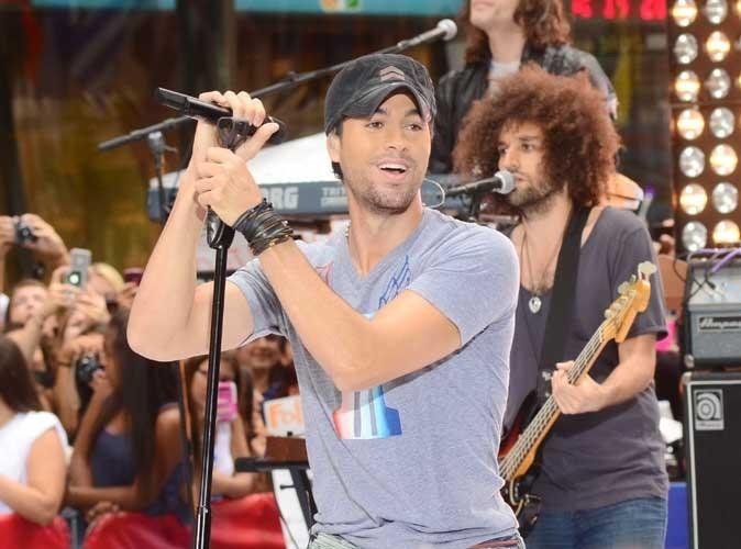 Enrique Iglesias : il va partir en tournée avec Jennifer Lopez !