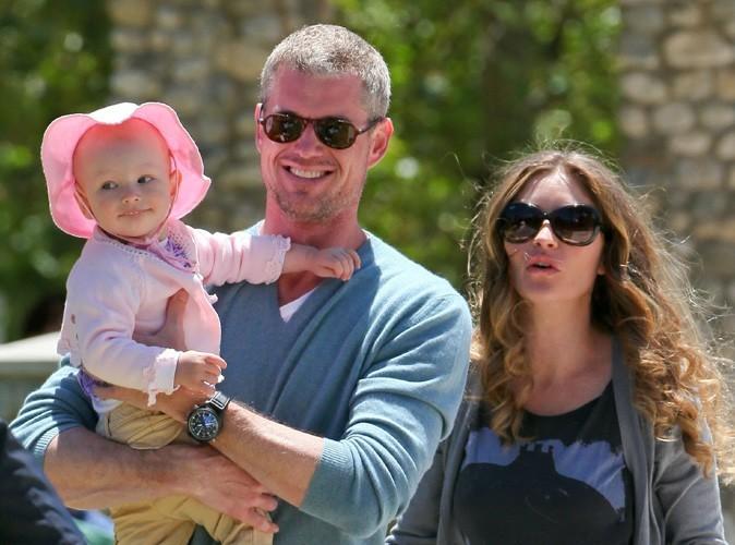 Eric Dane et Rebecca Gayheart attendent leur deuxième enfant !