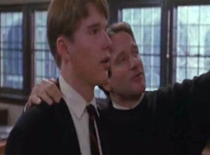 """Ethan Hawke parle de Robin Williams : """"Il souffrait énormément"""""""