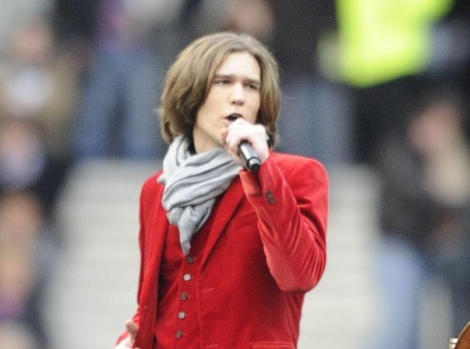 Eurovision : le ténor Amaury Vassili sélectionné, Emma Daumas recalée !