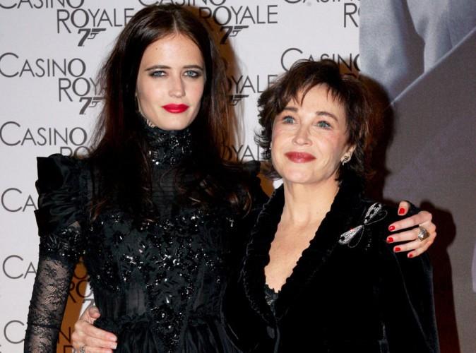 """Eva Green : """"Je me sens nulle à côté de ma mère"""" !"""