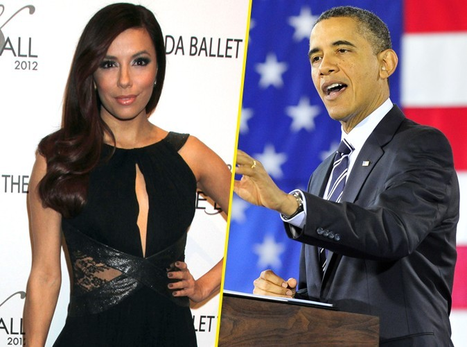 Eva Longoria : elle va faire campagne pour Obama !