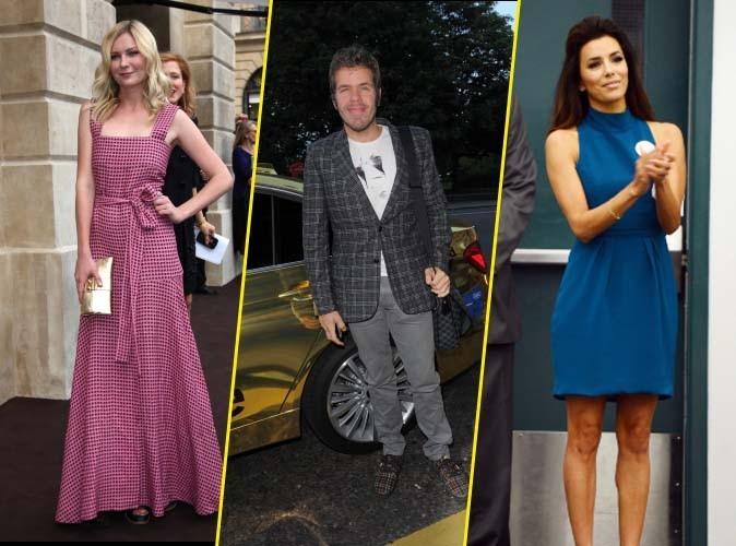 Eva Longoria, Kirsten Dunst, Perez Hilton : ils étaient tous devant la cérémonie de clôture des JO !