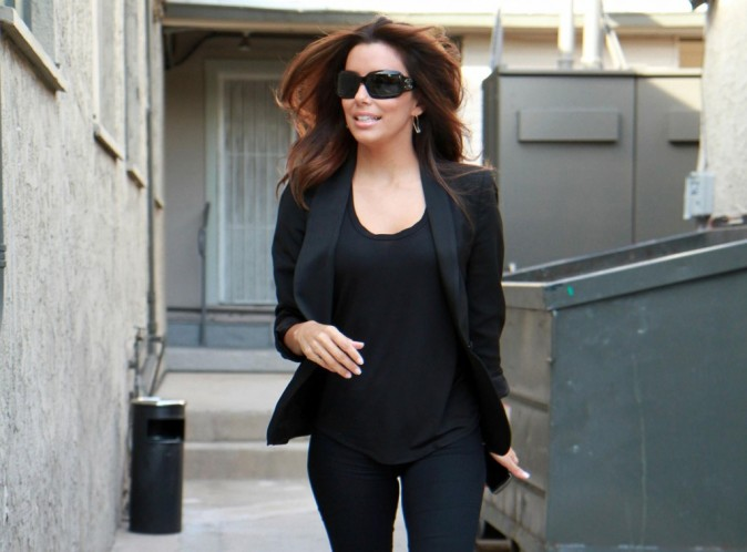 Eva Longoria : la Desperate Housewives grillée en flag' !!!