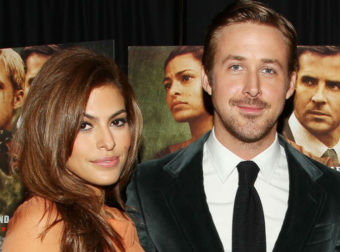 Eva Mendes et Ryan Gosling f�tent le premier anniversaire d'Esmeralda en toute simplicit� !