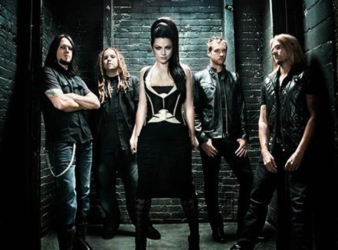 Evanescence : le groupe revient avec un tout nouveau single !
