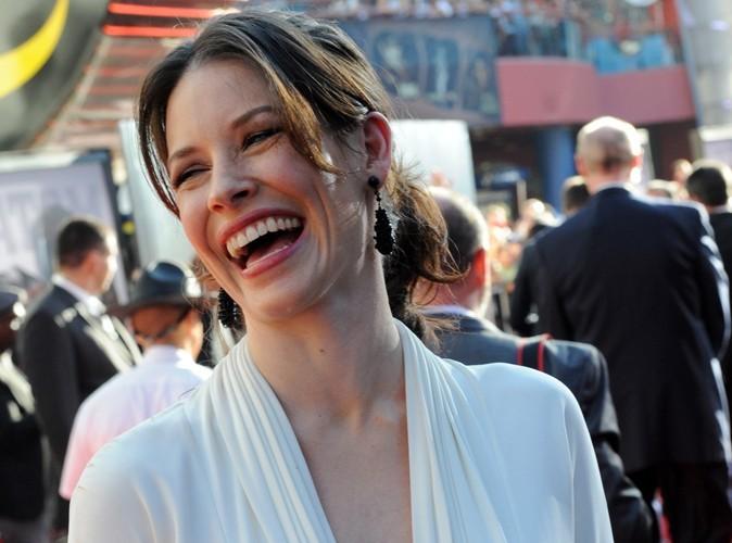 Evangeline Lilly : son rôle préféré ? Maman !