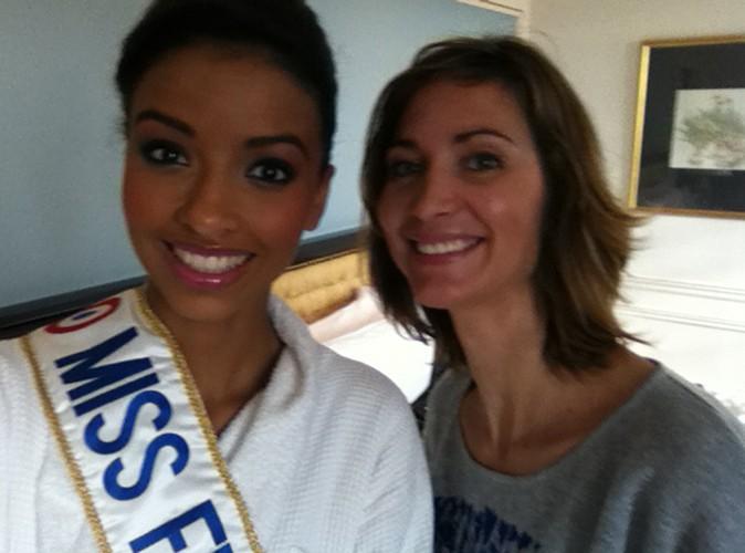 Exclu : Public a rencontré Flora Coquerel, Miss France 2014, au lendemain de son sacre !