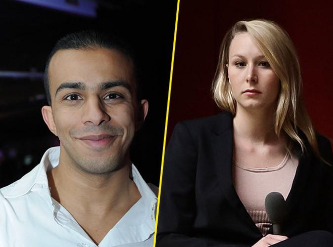 """Exclu Public : Abou Sofiane : """"J'ai flirté avec Marion Maréchal-Le Pen !"""""""