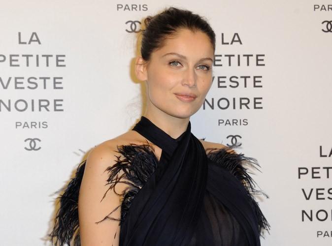Exclu Public : Laetitia Casta : en direct des Champs-Elysées, elle vous réserve une belle surprise !