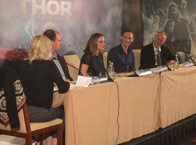 "Exclu Public : Natalie Portman : ""Baffer Chris Hemsworth et Tom Hiddleston ? J'ai adoré !"""