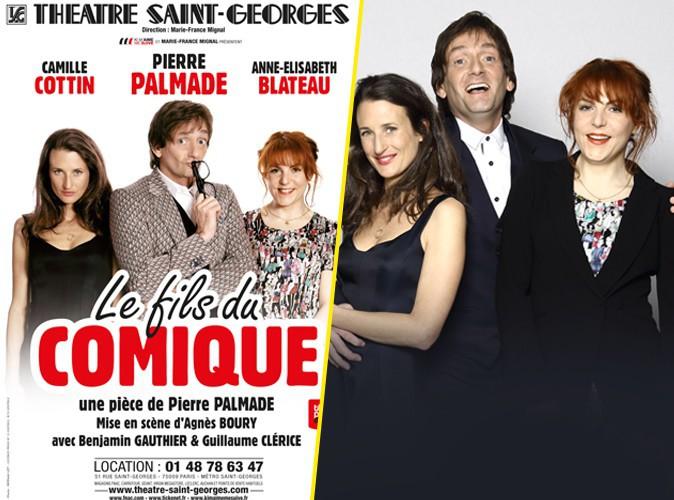 Exclu Public : on a vu pour vous Le fils du comique avec Pierre Palmade !