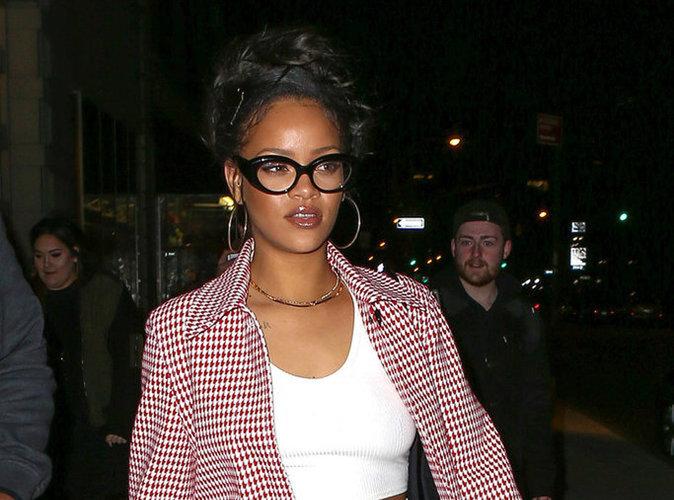 Exclu Public : Rihanna : la badgal est � Paris... Luc Besson n'a qu'� bien se tenir !