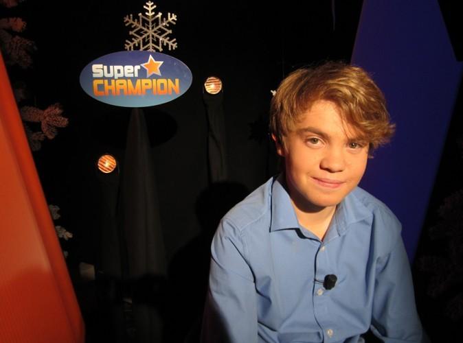 Exclu Public : Robinson : le Super Champion de Questions pour un Champion, un adolescent comme les autres ?!