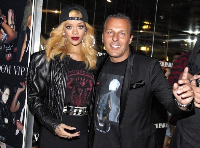 Exclu : Rihanna : elle a fait la fête jusqu'au bout de la nuit après son show au Stade de France !
