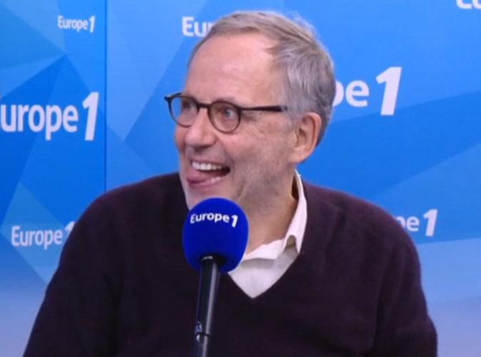 """Fabrice Luchini en roue libre sur Europe 1 : """"Je sens qu'elle est bi la Hanouna"""" !"""