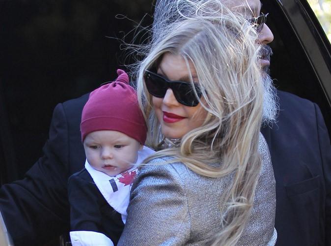 Fergie : après Axl, elle veut une petite fille !