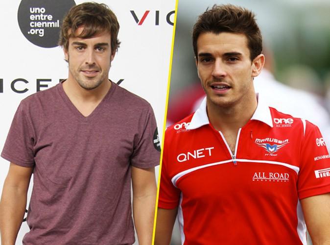 """Fernando Alonso : """"Jules Bianchi, c'était mon frère"""" !"""
