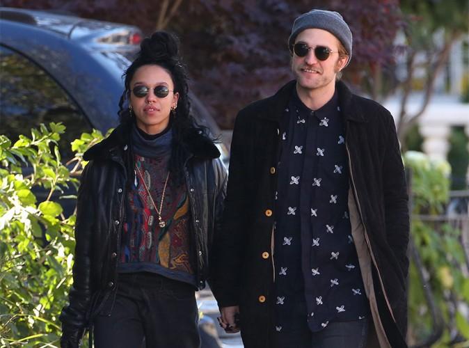 FKA Twigs : complètement in love, elle s'épanche sur sa relation avec Robert Pattinson !