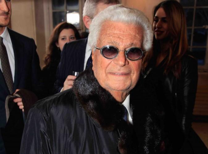 Francesco Smalto : le grand couturier nous a quittés à l'âge de 87 ans...