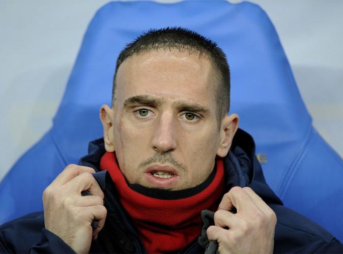 Franck Ribéry : il enfile les gants de boxe !