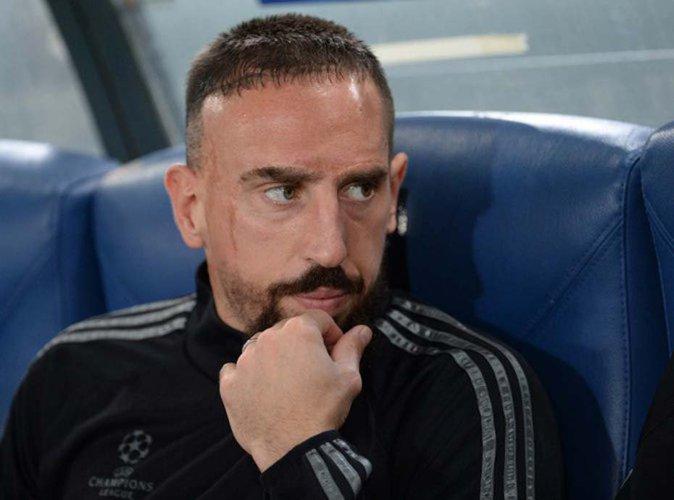 Franck Ribéry impliqué dans une nouvelle affaire de prostitution !