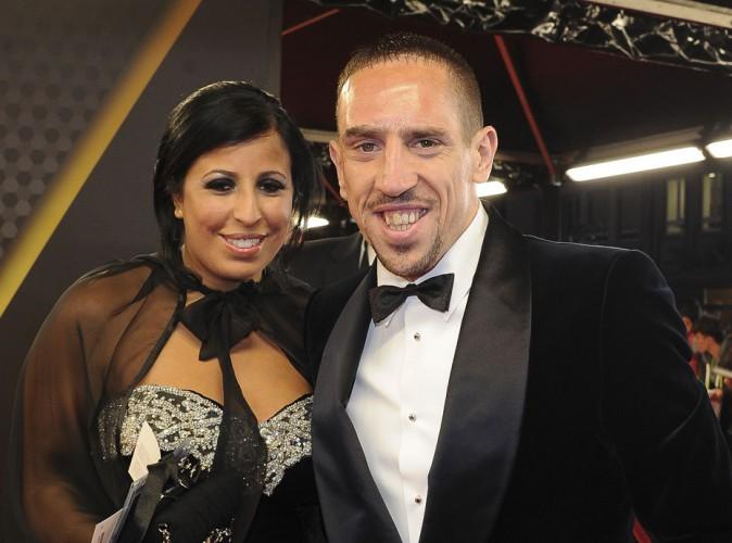 Franck Ribéry : le footballeur bientôt papa pour la quatrième fois !
