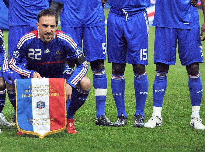 Franck Ribéry ne se cache plus. Il veut rejouer avec les Bleus