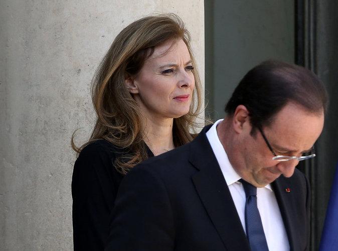 François Hollande : la dernière trahison de Valérie Trierweiler !