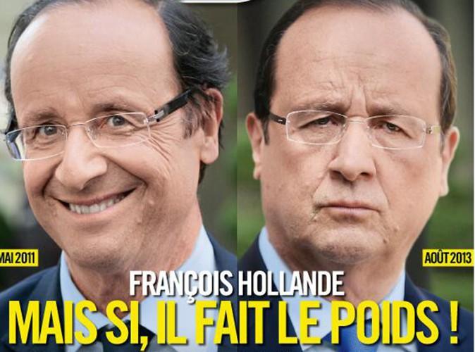 François Hollande : les internautes fustigent la une de VSD qui évoque sa prise de poids !