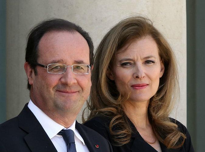 François Hollande n'a pas rompu avec Valérie Trierweiler à cause de Julie Gayet !