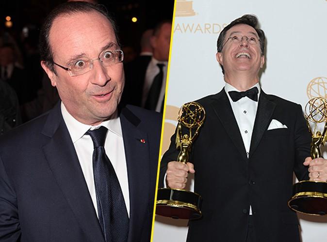 """François Hollande : un animateur américain affirme l'avoir """"complètement entubé"""" !"""