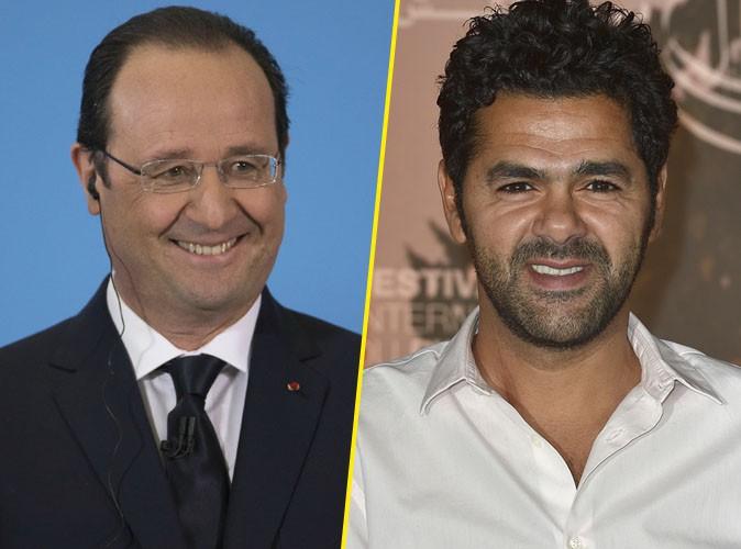 François Hollande : visite surprise à Trappes avec Jamel Debbouze !