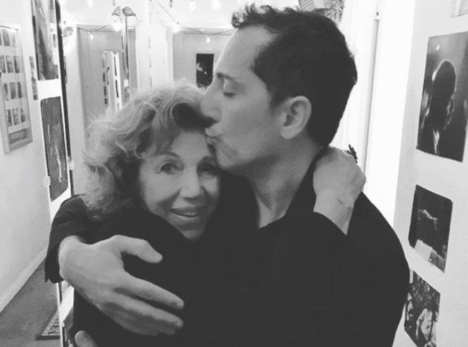 Gad Elmaleh publie une rare photo de sa maman...