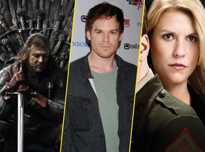 Games Of Thrones, Dexter, Homeland : découvrez la liste des séries les plus piratées en 2012 !