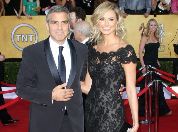 George Clooney : 10 jours après son arrestation, il roucoule avec Stacy Keibler au Mexique !