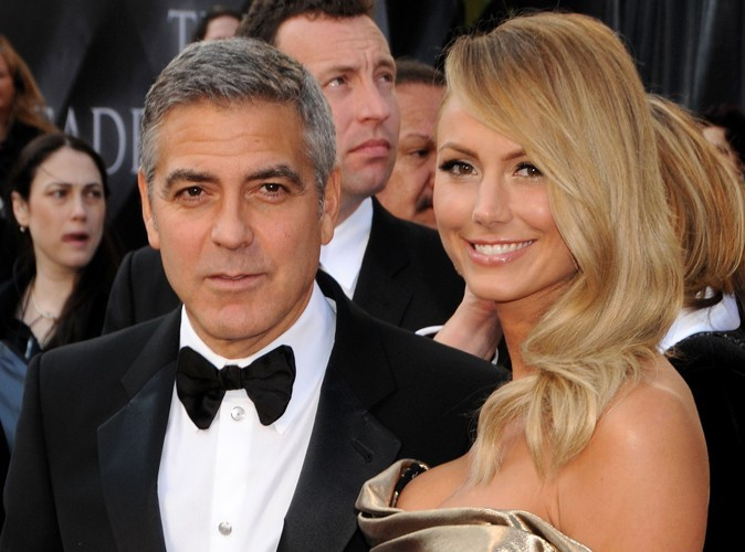 George Clooney : a-t-il demandé la main de Stacy Keibler ?