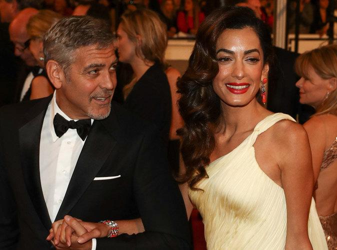 George Clooney : Amal enceinte de jumeaux !