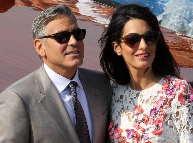 George Clooney et Amal Alamuddin : de nouveaux détails sur leur mariage dévoilés !