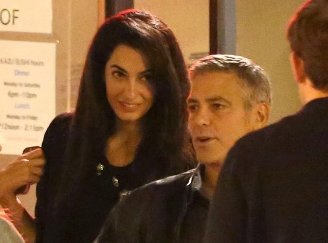 """George Clooney : il aurait promis """"le mariage de ses rêves"""" à Amal Alamuddin !"""