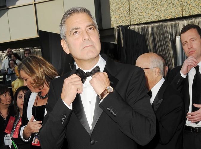 """George Clooney : """"J'en ai rien à faire que les gens pensent que je suis gay !"""""""