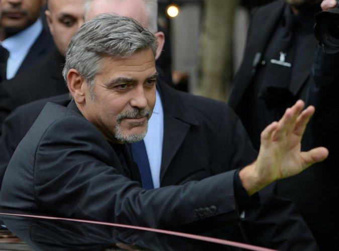 George Clooney : La publicité qui ne passe pas...