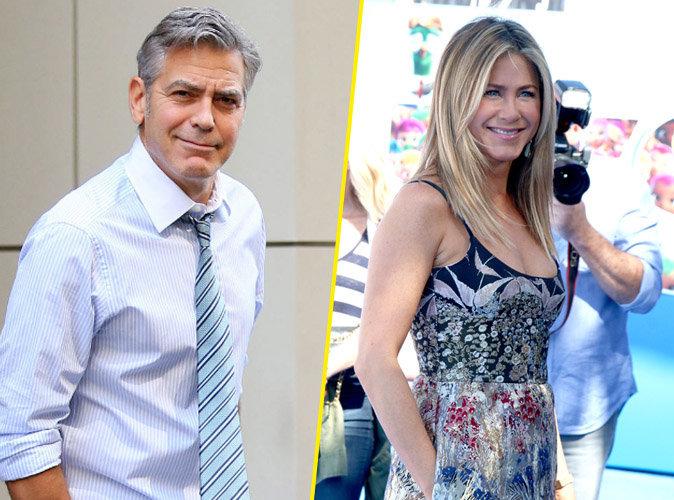 George Clooney et Jennifer Aniston : leurs réactions face à la séparation des Brangelina