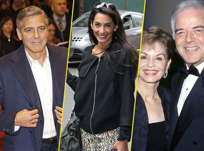 George Clooney : ses parents évoquent leur future belle-fille Amal Alamuddin…
