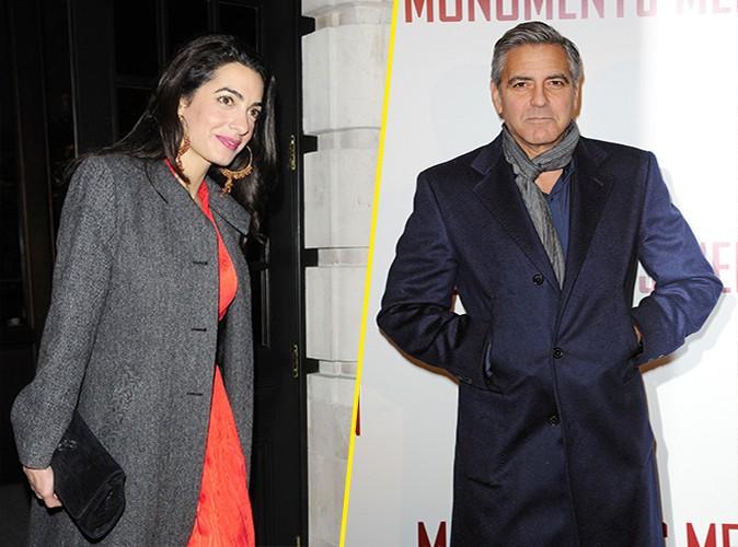 George Clooney et Amal Alamuddin : vers un mariage à l'italienne ?